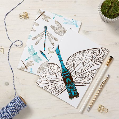 Dragonfly Notebooks by Cherith Harrison