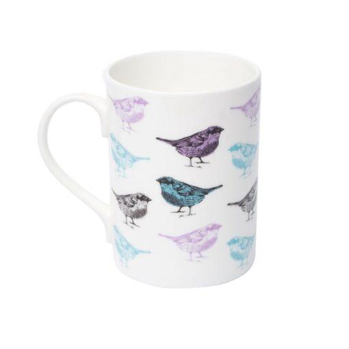 Sparrow Bird Mug