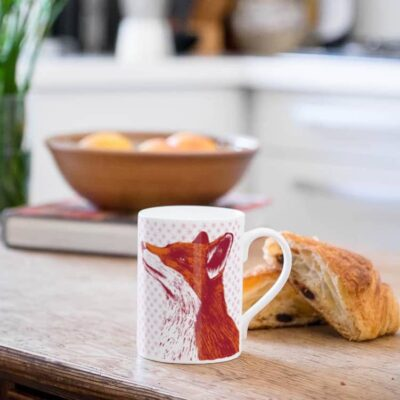 Fancy Fox Mug
