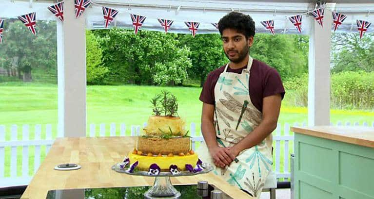 #GBBO Aprons!