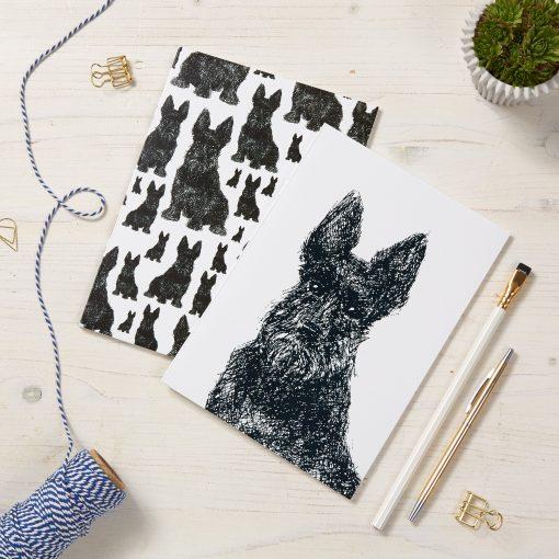 Scottie Dog Notebooks