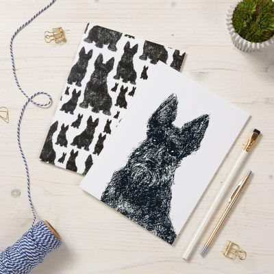 Scottie Dog Notebooks