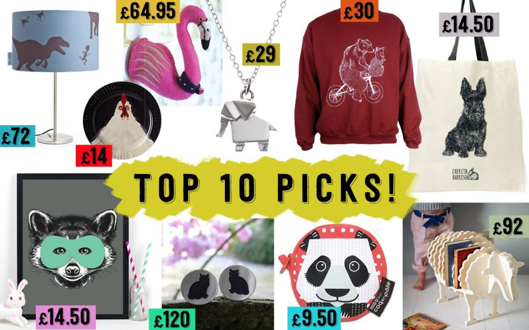 Top 10 Gifts for Animal Lovers