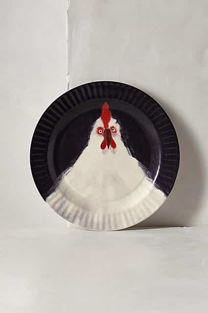 Holly Frean Gallus Dessert Plate