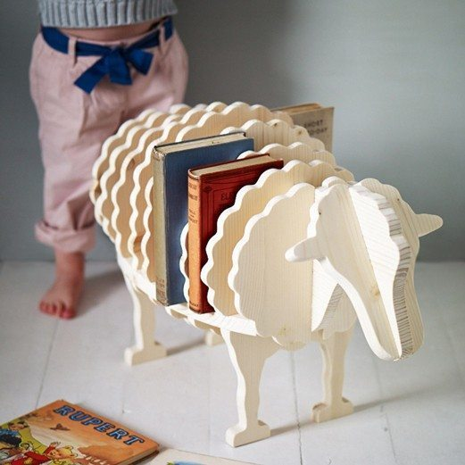 Baa-Baa Book Shelf