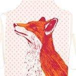 Fancy Fox Apron
