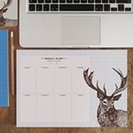 Noble Stag Desk Diary
