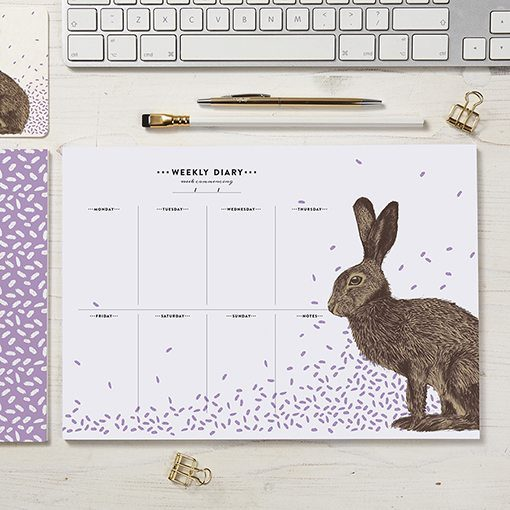HARE PLANNER BY CHERITH HARRISON