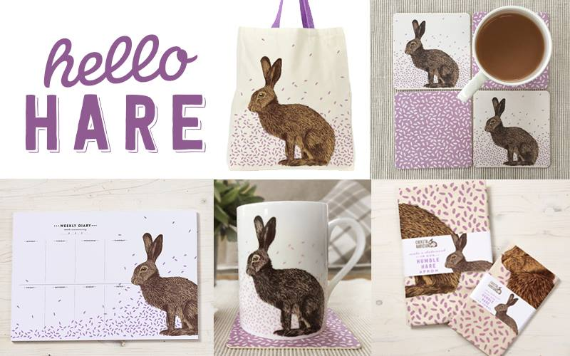 Our Hare Gifts Have Arrived – Hop Hop Hurray