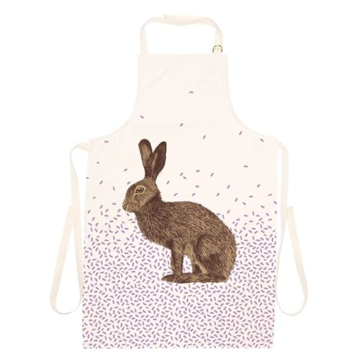 Humble Hare Apron by Cherith Harrison