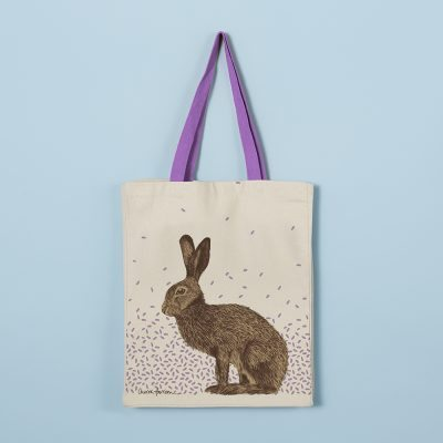 Hare Tote Bay by Cherith Harrison