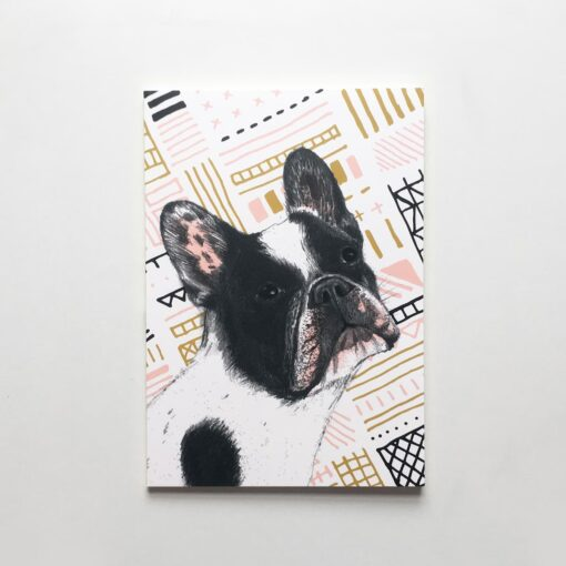 French Bulldog Notepads by Cherith Harrison