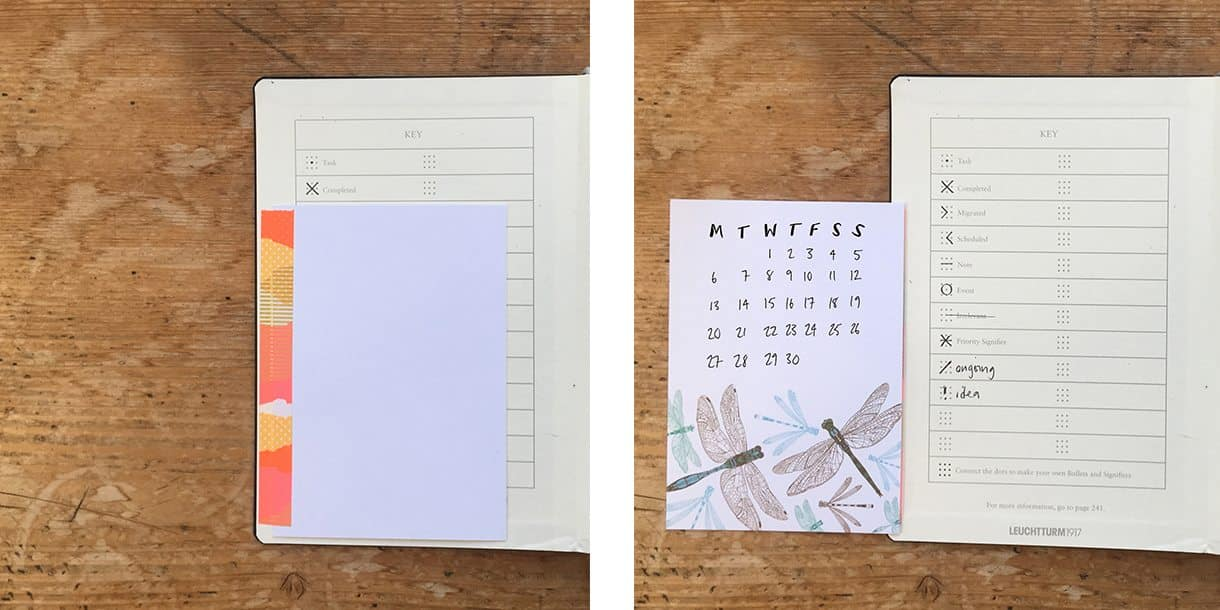 Bullet Journal Accessories by Cherith Harrison