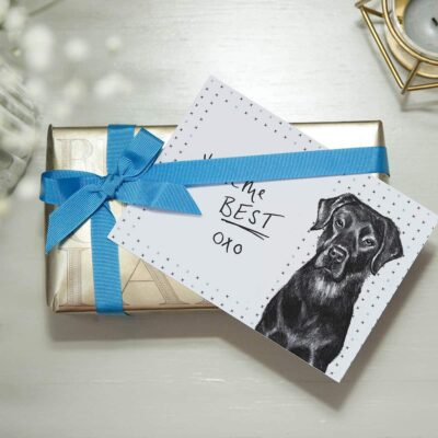 Labrador Note Cards by Cherith Harrison