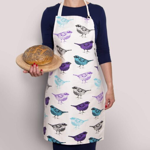 bird apron by Cherith Harrison