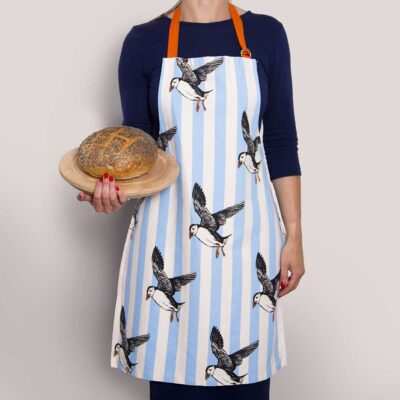 Puffin Apron by Cherith Harrison