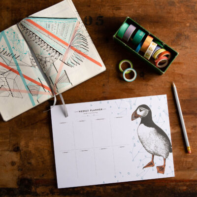 Puffin Weekly Planner
