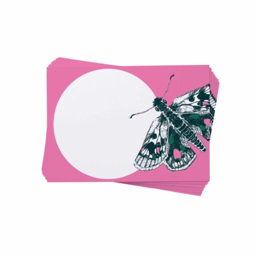 Butterfly note cards by Cherith Harrison