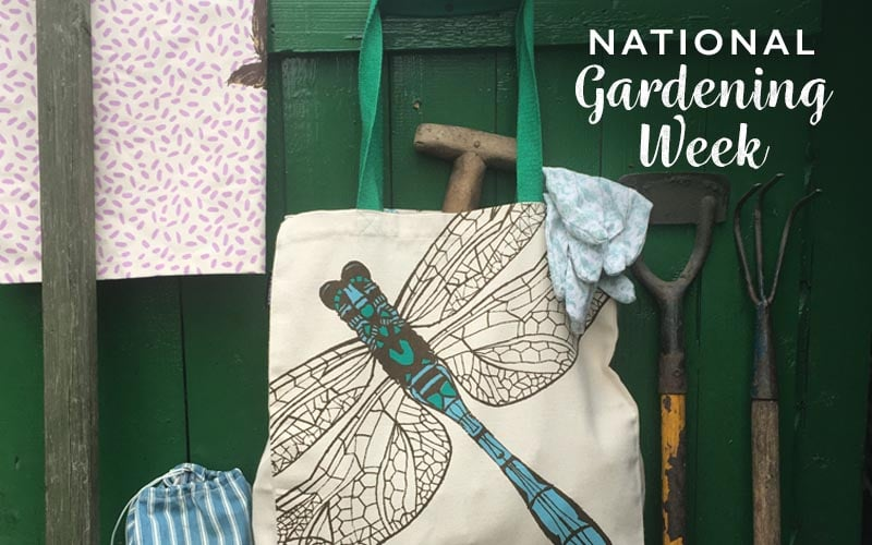 National Garden Week by Cherith Harrison