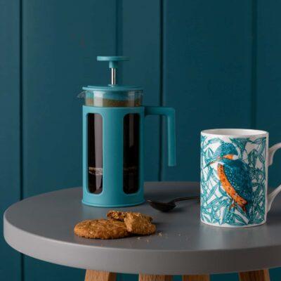 Kingfisher Mug by Cherith Harrison