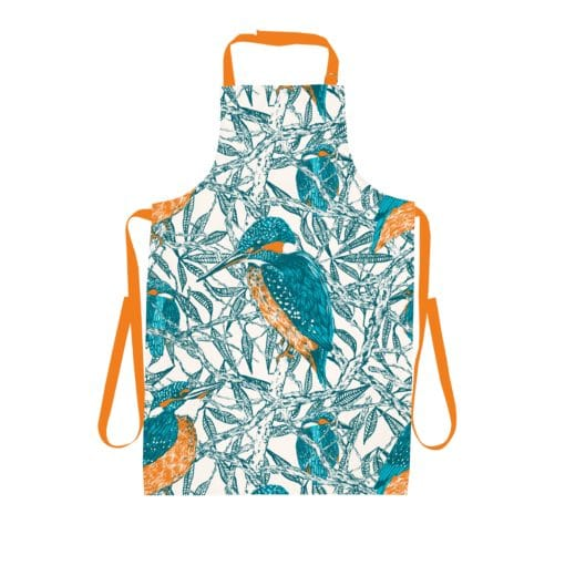 Kingfisher Apron by Cherith Harrison