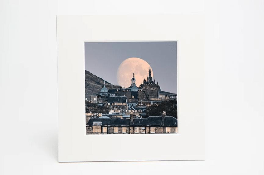 moonrise card